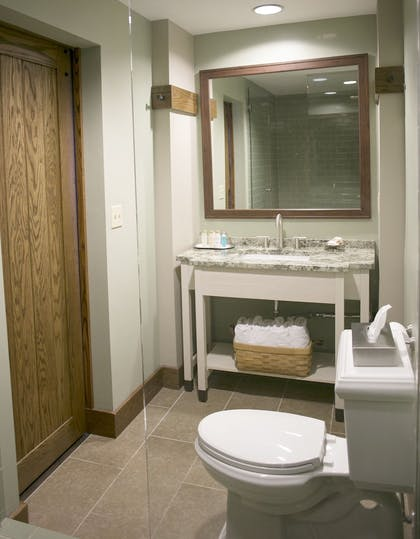 Bathroom | The Omni Grove Park Inn