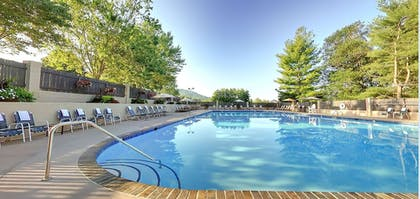 Outdoor Pool | The Omni Grove Park Inn
