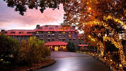 Exterior | The Omni Grove Park Inn