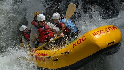 Rafting | The Omni Grove Park Inn