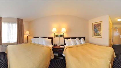 Guestroom |  | Quality Inn & Suites South San Francisco