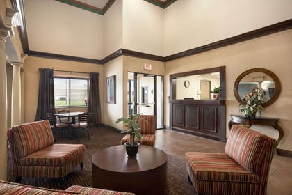 Lobby | Super 8 by Wyndham Fairview Heights-St. Louis