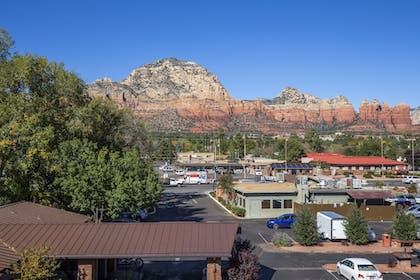 | Two Doubles Deluxe Suite | Andante Inn of Sedona