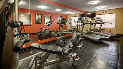 Fitness Facility   Best Western Plus Waco North