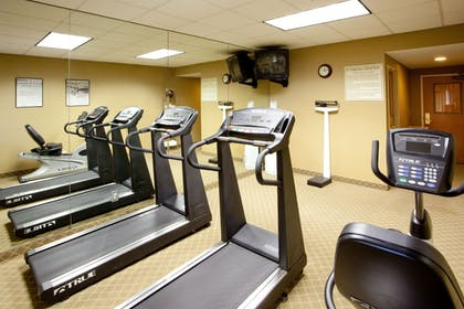 Fitness Facility | Holiday Inn Express Harrisonburg