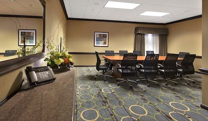 Meeting Facility   Holiday Inn Express & Suites Houston North-Spring Area