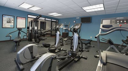 Fitness Facility   Holiday Inn Express & Suites Houston North-Spring Area