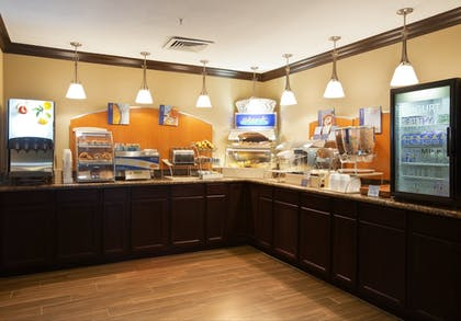 Restaurant   Holiday Inn Express & Suites Houston North-Spring Area