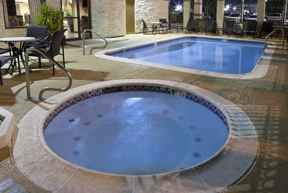 Pool   Holiday Inn Express & Suites Houston North-Spring Area