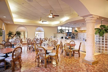 Breakfast Area | The Inn at South Padre