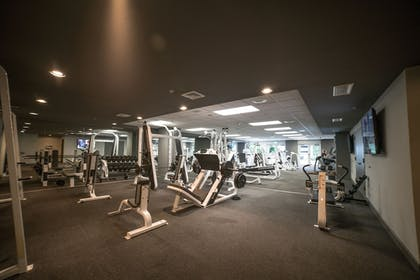 Gym | Fortune House Hotel Suites