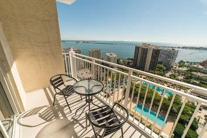 Balcony | Fortune House Hotel Suites