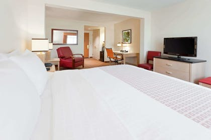Guestroom | La Quinta Inn & Suites by Wyndham Garden City