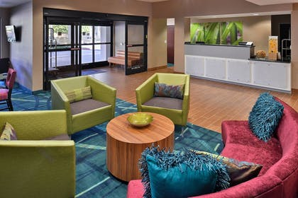 Lobby | SpringHill Suites by Marriott Pasadena Arcadia