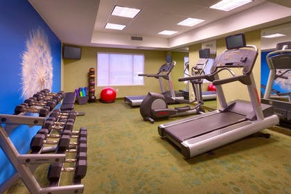 Sports Facility | SpringHill Suites by Marriott Pasadena Arcadia