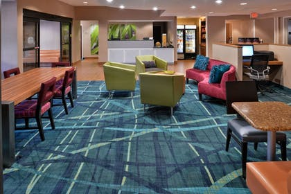 Lobby Lounge | SpringHill Suites by Marriott Pasadena Arcadia