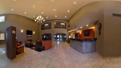 Reception | Comfort Inn & Suites North Tucson - Marana