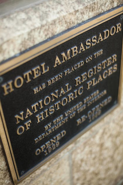 Exterior | Ambassador Hotel Tulsa, Autograph Collection