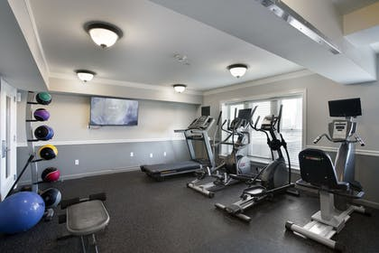 Fitness Facility | Ambassador Hotel Tulsa, Autograph Collection