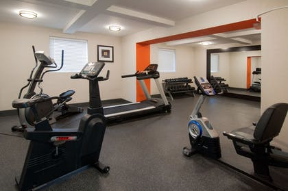 Fitness Facility | Holiday Inn Express Hotel & Suites Spence Lane
