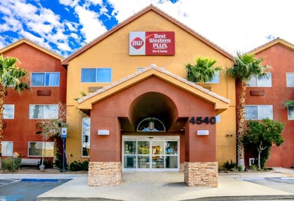 Exterior | Best Western Plus North Las Vegas Inn & Suites