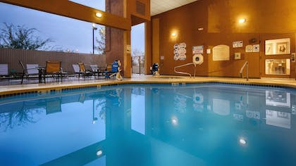 Pool | Best Western Plus North Las Vegas Inn & Suites