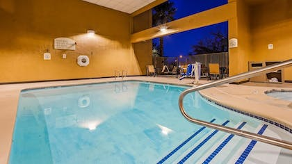 Indoor Pool | Best Western Plus North Las Vegas Inn & Suites