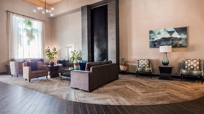Lobby | Best Western Plus North Las Vegas Inn & Suites