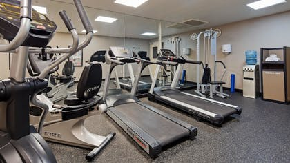 Fitness Facility | Best Western Plus North Las Vegas Inn & Suites