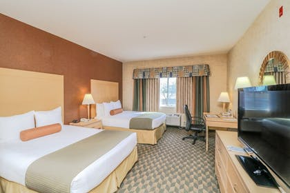 Guestroom | Best Western Plus North Las Vegas Inn & Suites