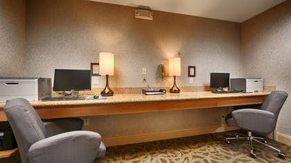Business Center | Best Western Plus North Las Vegas Inn & Suites