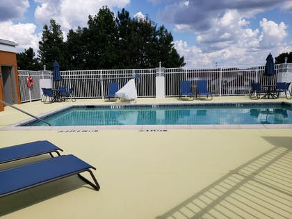 Outdoor Pool | Days Inn & Suites by Wyndham Union City