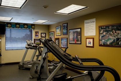 Fitness Facility | Holiday Inn Express Hotel & Suites Oxford
