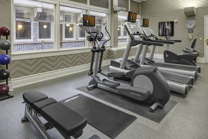 Fitness Facility | Residence Inn By Marriott Cleveland Downtown