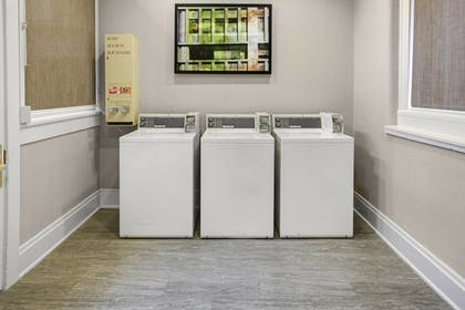 Laundry Room | Residence Inn By Marriott Cleveland Downtown