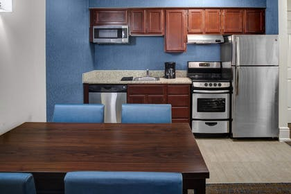 In-Room Kitchen | Residence Inn By Marriott Cleveland Downtown