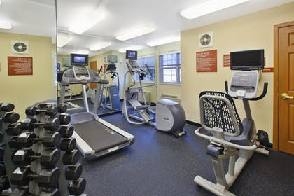 Fitness Facility | Towneplace Suites By Marriott Detroit Livonia