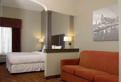 | Suite, King Bed and Sofa Bed | Brentwood Suites