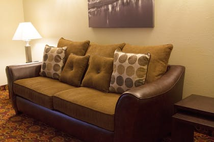 | Presidential Suite, King Bed with Sofa Bed | Brentwood Suites