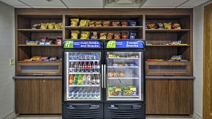 Snack Bar | Holiday Inn Express & Suites Crossville