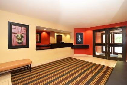 Lobby | Extended Stay America - Dayton - North