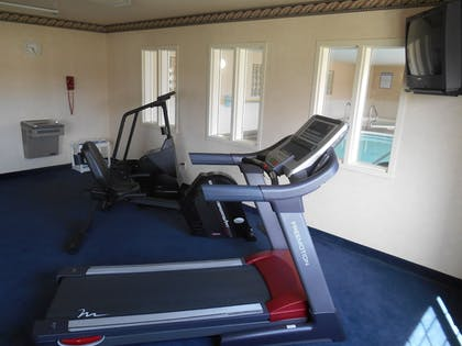 Fitness Facility | Fairbridge Inn & Suites, Miles City