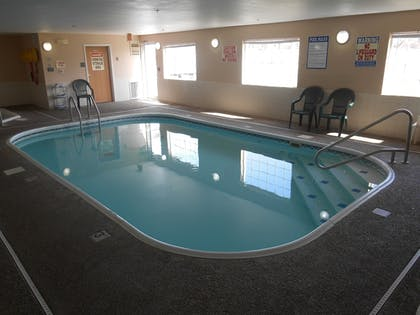 Pool | Fairbridge Inn & Suites, Miles City