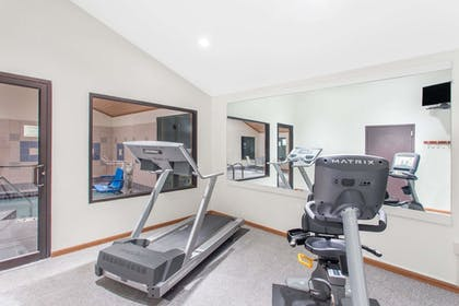 Fitness Facility | Super 8 by Wyndham Dodgeville