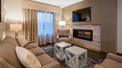 Guestroom | Best Western Plus Franklin Square Inn Troy/Albany