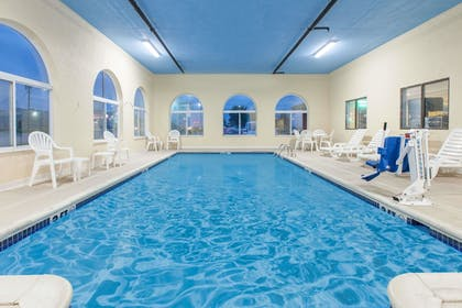 Indoor Pool | Days Inn by Wyndham Miami
