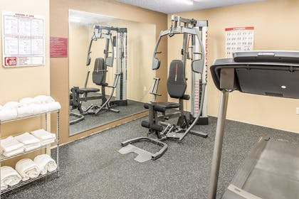 Fitness Facility | Quality Inn & Suites Columbus West - Hilliard