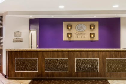 Lobby | Comfort Suites Maingate East
