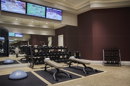 Gym | Four Seasons Hotel Las Vegas