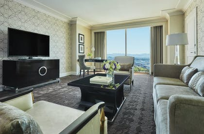 Living Room | Four Seasons Hotel Las Vegas